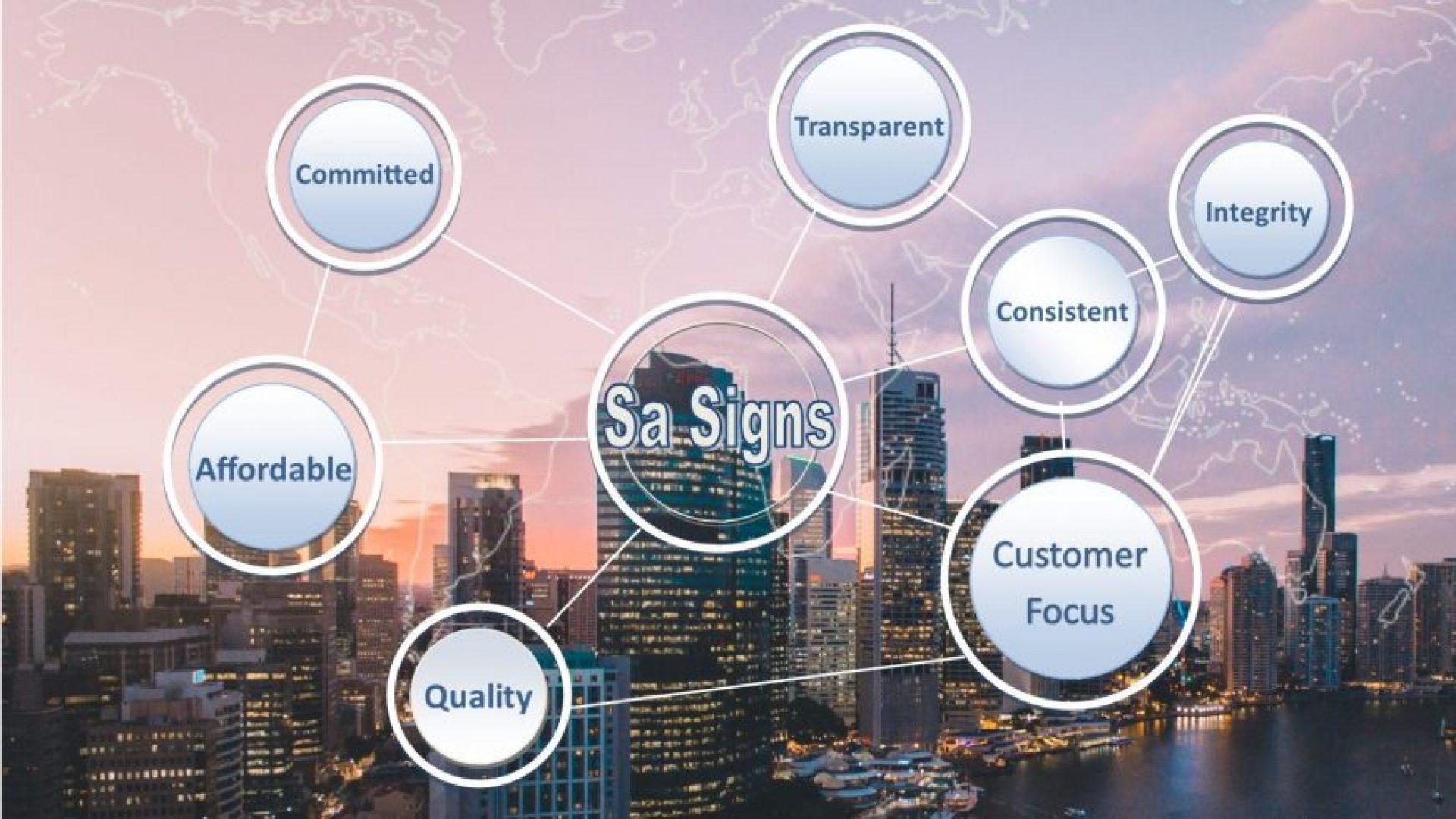 SA Signs